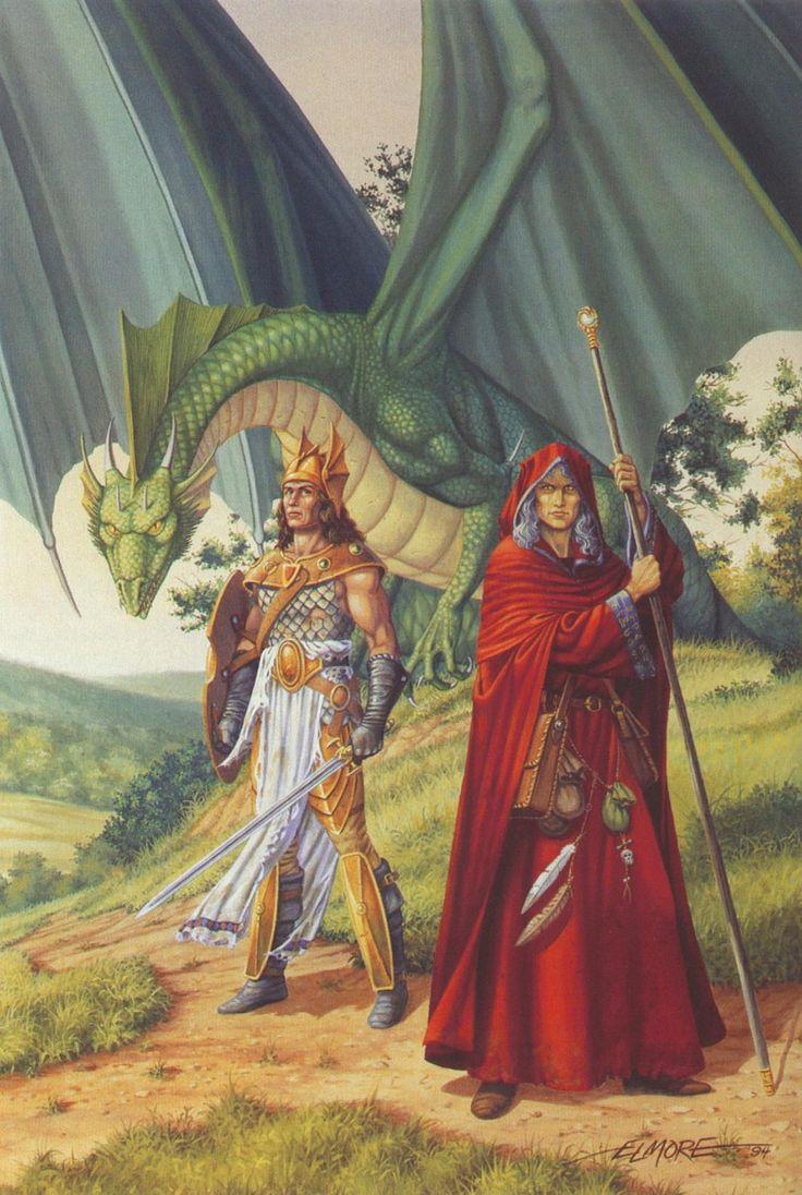 Dragonlance dragons of autumn twilight 2016 avi