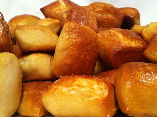 Soft Pretzel Bites and Baked Pepper Jack Cheese Dip