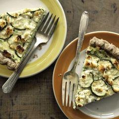 Zucchini Feta Pie | Recipe