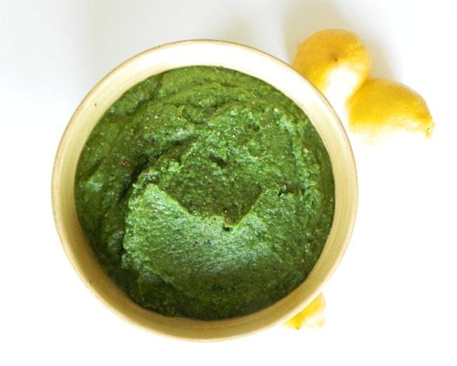 creative day: lemon spinach dip | a creative day | Pinterest