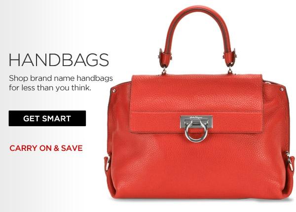 Designer handbags & purses at huge savings from Salvatore Ferragamo, Calvin Klein and more - Smartbargains.com