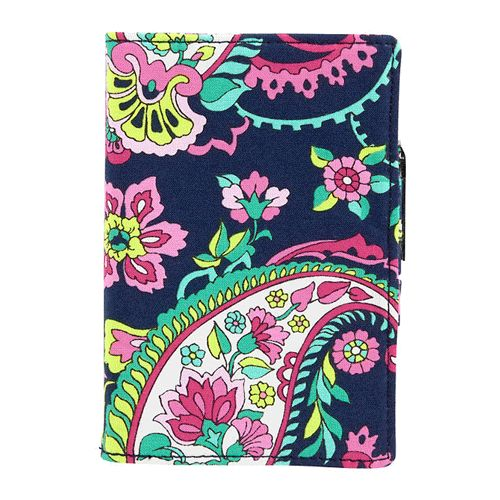 vera bradley fabric journal in petal paisley 12666 154 0eb05effd8d29