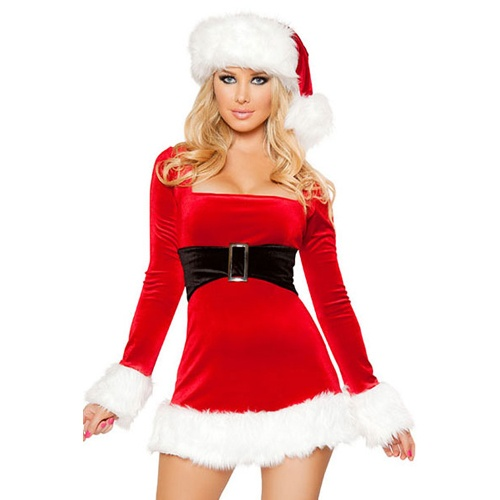 delig Mrs Santa Claus | My Style | Pinterest