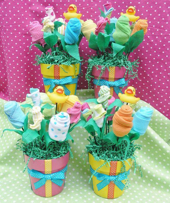 Baby Shower Flower Arrangements Centerpieces 570 x 678
