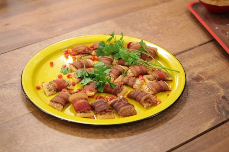 ... ThankgivingLive Recipe: The Pioneer Woman's Holiday Bacon Appetizers