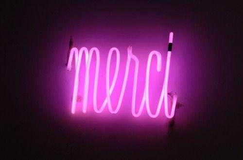 pink merci...