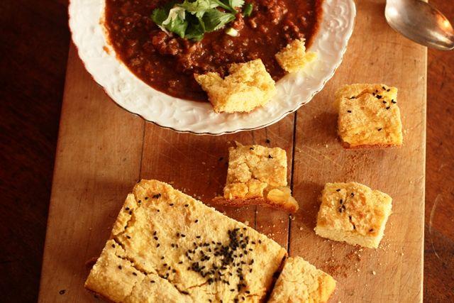 Yeasted Corn Bread, Black Sea recipe | Food (and recipes) I love | Pi ...