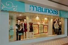 Maurice clothing store - one of my all time favorite stores to spend