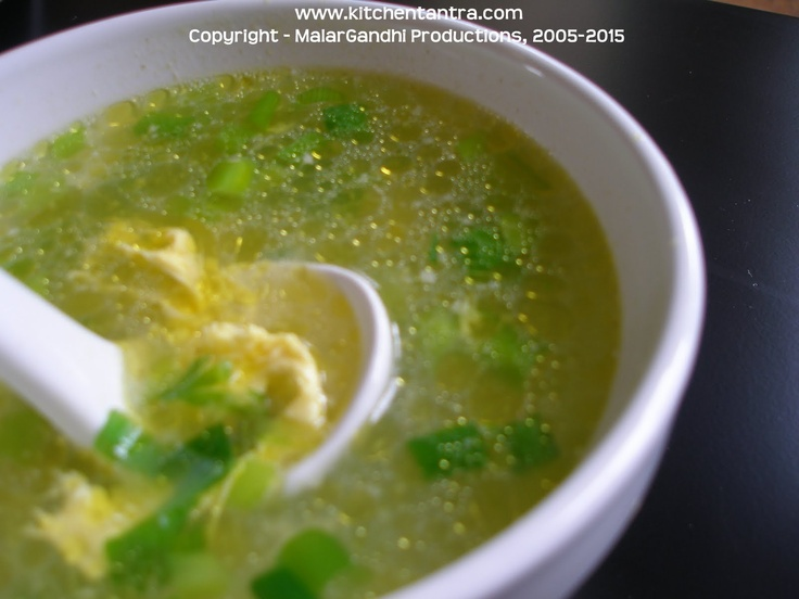 Egg Drop Soup | Some Recipes to Try | Pinterest