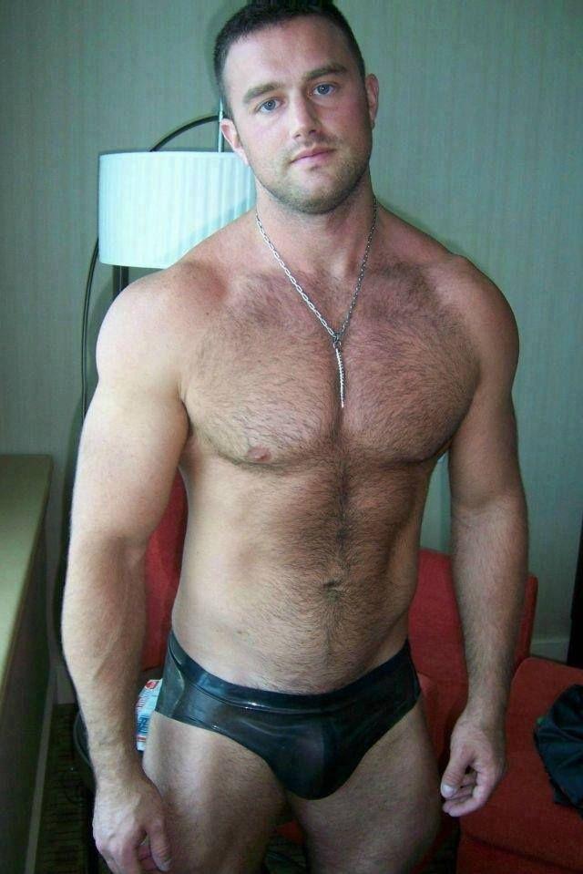 Mmmmm leather hairy hunks pinterest