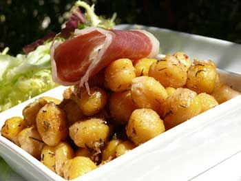 Roasted Chickpeas With Parmesan And Smoked Paprika Recipes ...