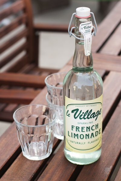 le village french limonade