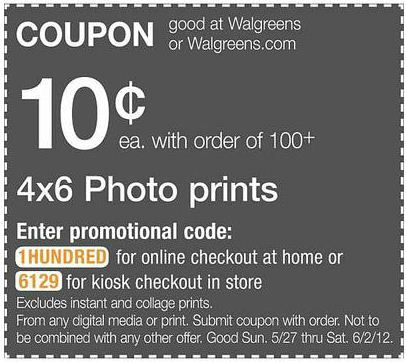 Walgreens passport photo printable coupon