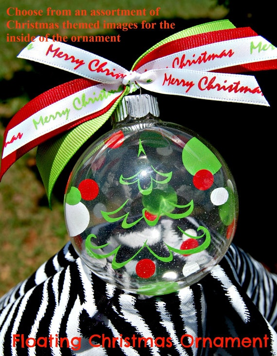Floating christmas icon ornamentsmall many by lyricalletters 8 00