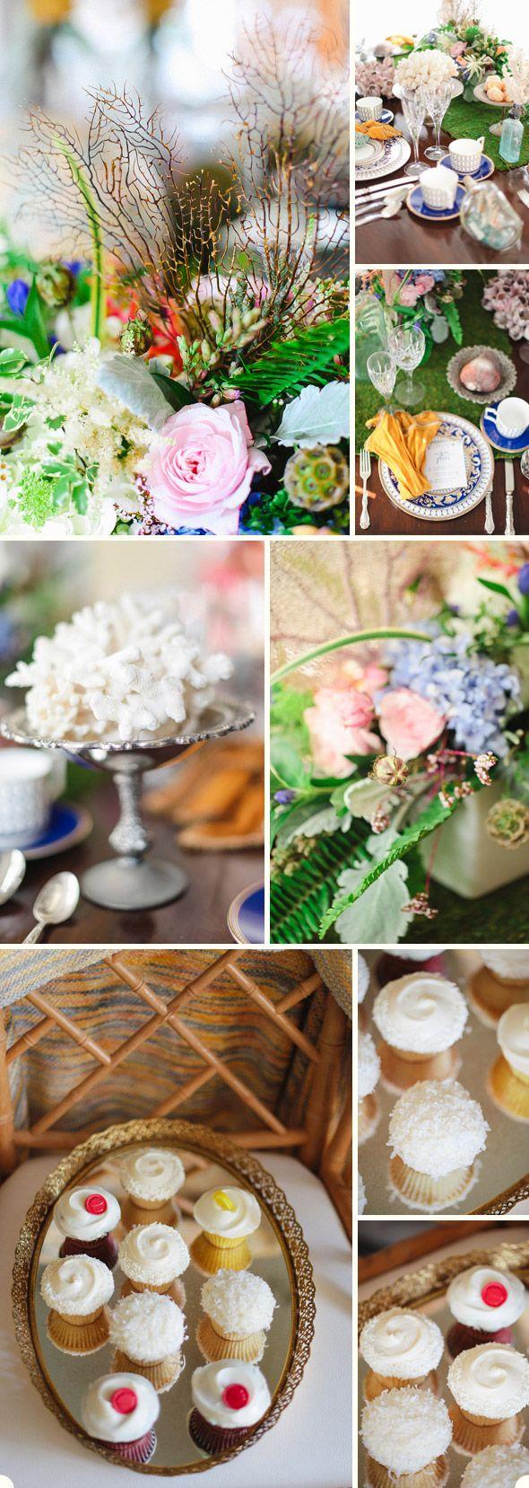A Beach Bungalow Wedding