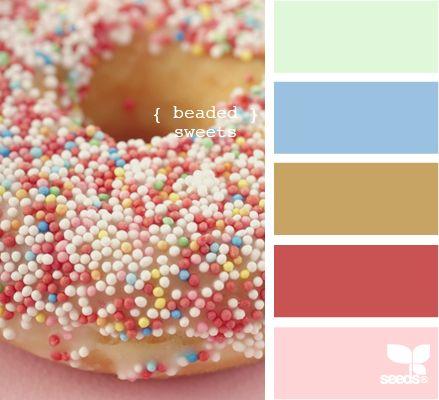 Love <3 beaded sweets
