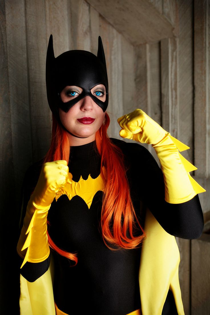 Batgirl (Barbara Gordon) is a fictional Batman character who is the female crime solving-partner for Batman. She is the daughter of police commissioner James Gordon. In some cases she is either crippled or she gets killed by the Scarecrow or by The Joker.