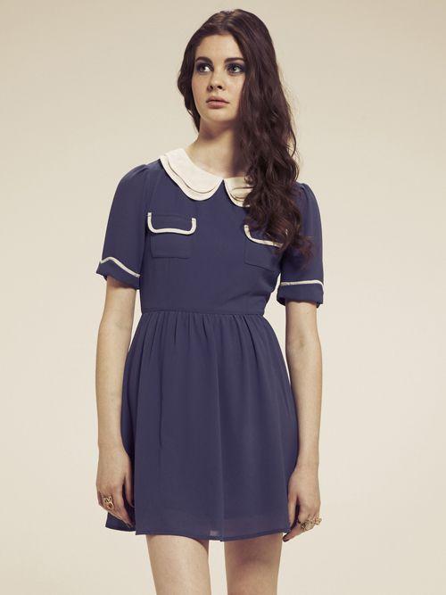 Dahlia UK dress!
