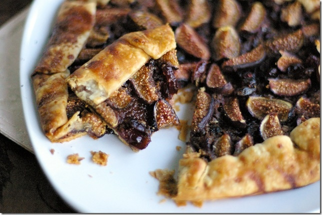 Fig and Cranberry Tart | Recipes | Pinterest