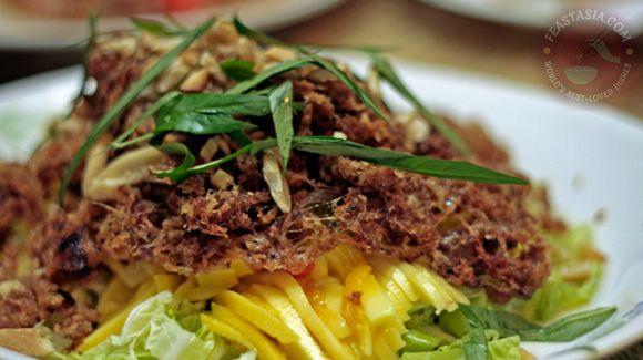 Crispy Fish And Green Mango Salad Recipes — Dishmaps