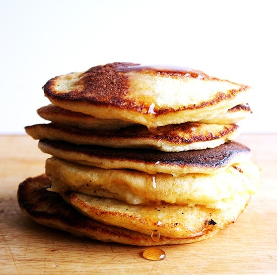 Lemon-ricotta pancakes | Pancakes and French Toast | Pinterest