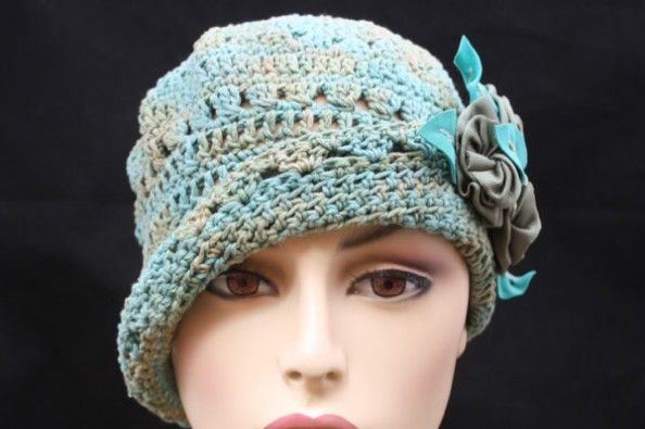 Crochet Patterns Hats For Cancer Patients : Pinterest