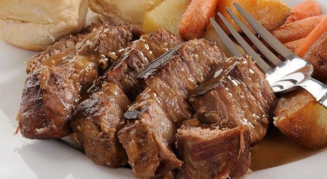 Crock Pot Roast Beef | Delicious Eats | Pinterest