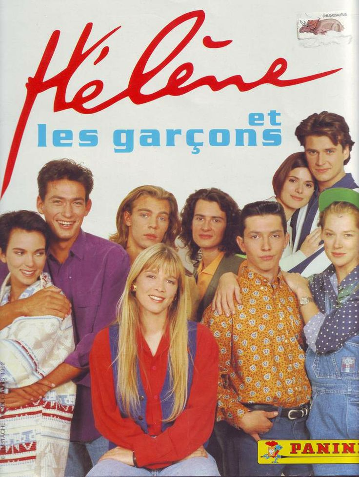 H l ne et les gar ons for Garcon french to english