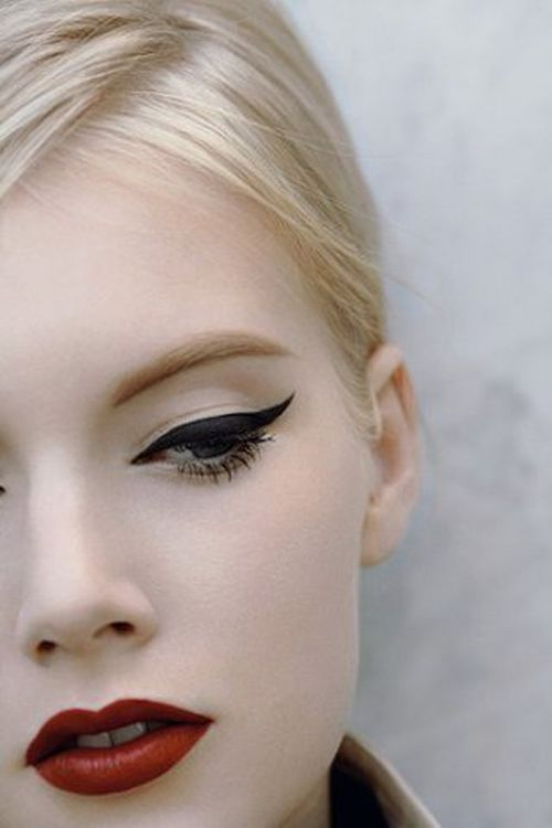 the perfect makeup.