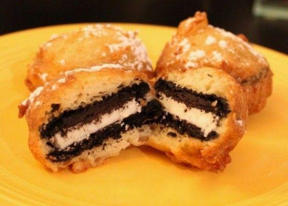 Homemade Deep-Fried Oreo | Oreo Hungry | Food & Drinks | Pinterest