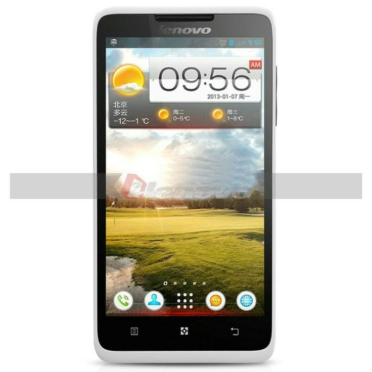 Lenovo A656 MTK6589 Quad Core 1.2GHz Android 4.2 Smartphone 512M Ram ...