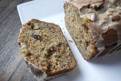 Lemony Olive Oil Banana Bread | Indulge | Pinterest