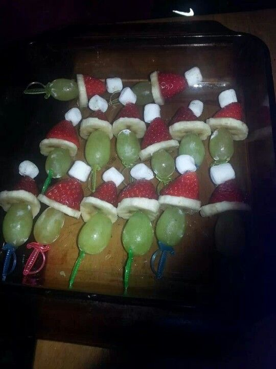 Grinch Gabobs   Christmas Recipes   Pinterest