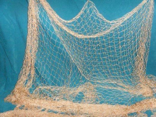 Pin by melissa franco on sha loha pinterest for Fishing net decor
