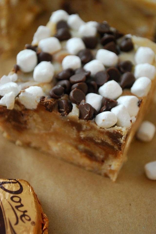 No-bake S'more Bars