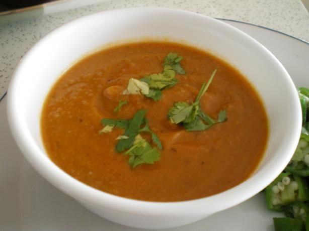 African Peanut Soup http://www.food.com/recipe/spicy-african-peanut ...