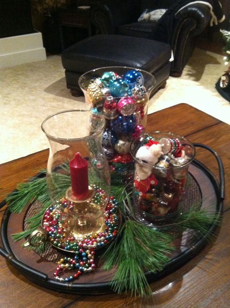 Christmas Decor Ideas On Pinterest