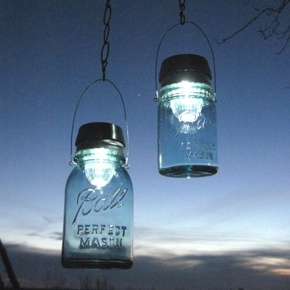 Lighting is important. (Solar, that is...) These are pretty easy to DIY