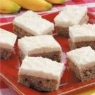 Banana Bars with Cream Cheese Frosting | Recipe