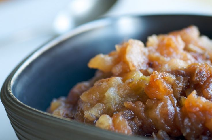 Roasted Apple Sauce | Apples | Pinterest