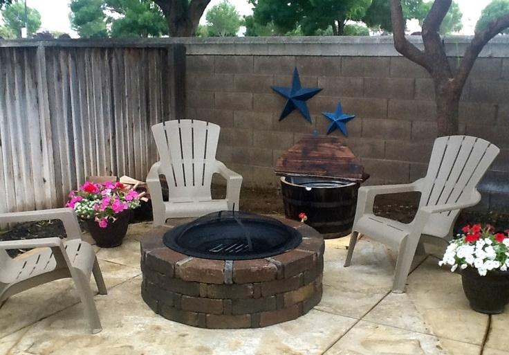 Backyard Fire Pit Laws : backyards