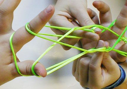 Cat's Cradle - who remembers this?