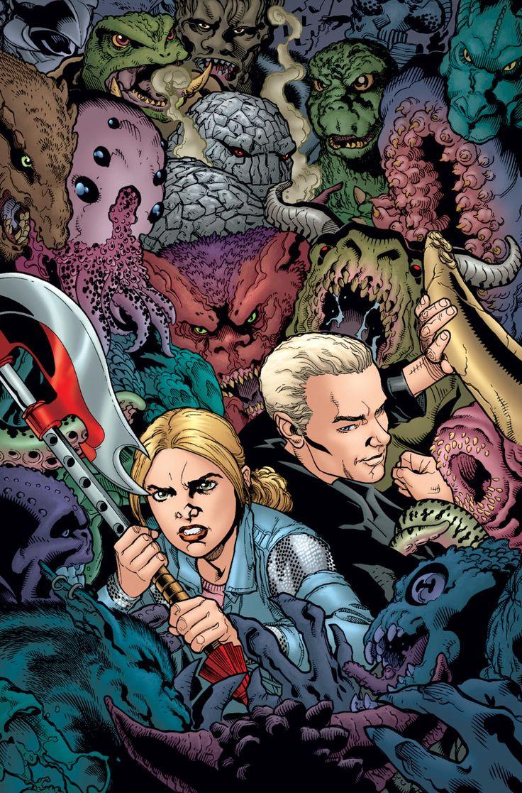 Buffy Spike