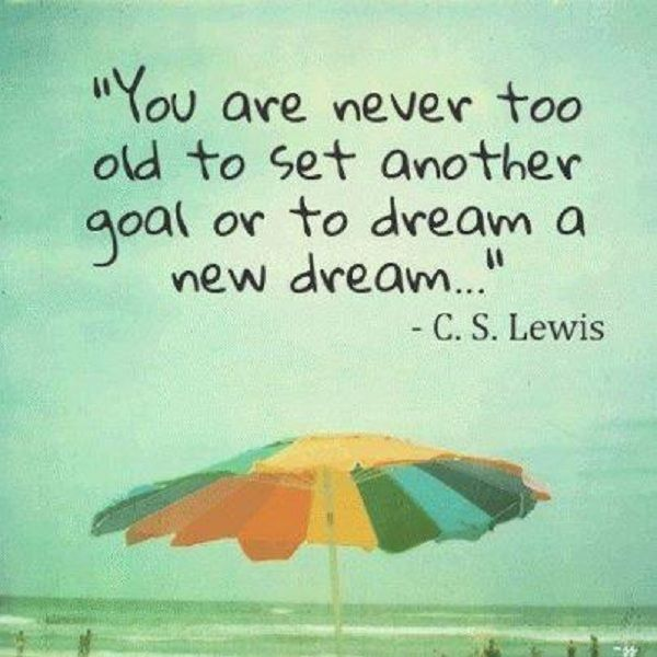 cs lewis quote good thoughts pinterest