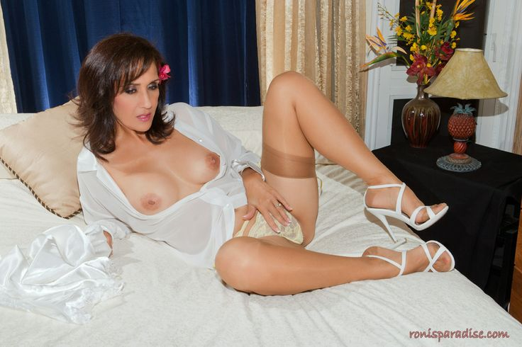 Mature High Heels Big Boobs | Horny mature slut loves showing off her hot body in see through ...