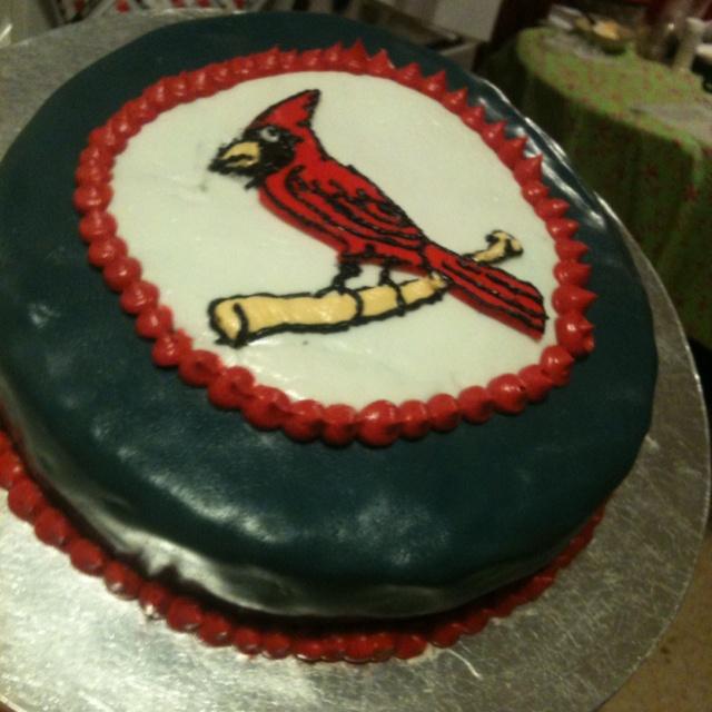 Cake By Gina Stl