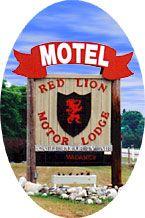 Red Lion Motor Lodge Suttons Bay Mi Big Michigan Love