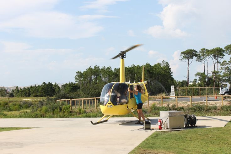 Panama Beach City Helicopter Tours