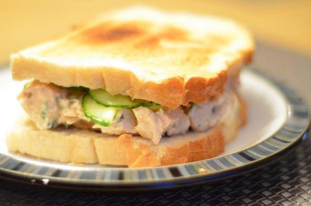 Asian Chicken Salad Sandwiches | Sandwiches | Pinterest