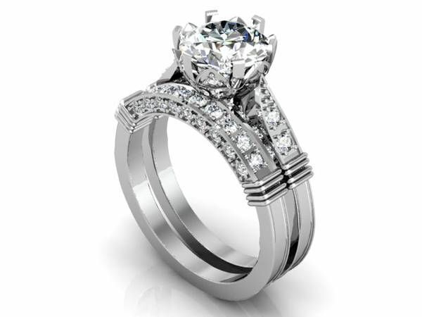 Pin by Diamore Diamonds Wholesale Diamonds & Custom Diamond Rings o…